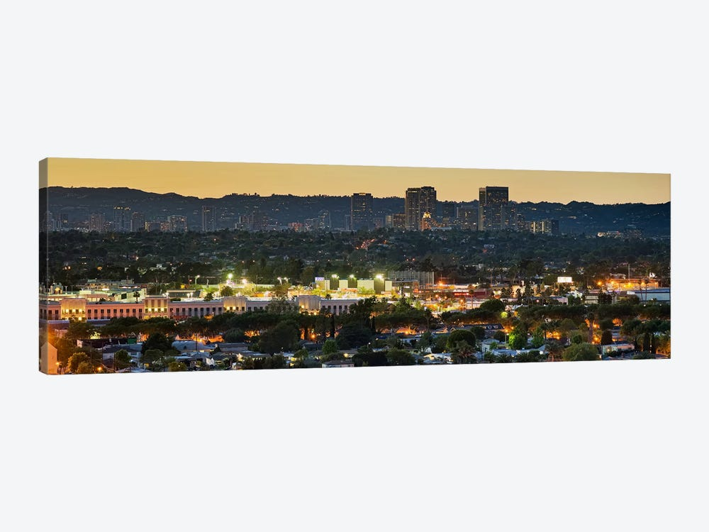 Century City, Culver City, Los Angeles County, California, USA by Panoramic Images 1-piece Canvas Artwork