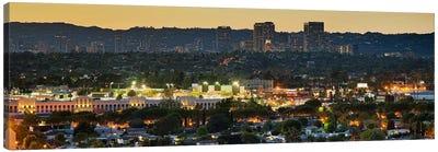 Century City, Culver City, Los Angeles County, California, USA Canvas Art Print