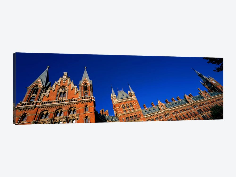 St Pancras Railway Station London England by Panoramic Images 1-piece Art Print