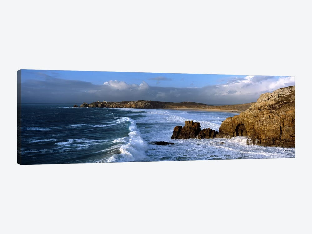 Crozon Peninsula, Finistere, Brittany, France by Panoramic Images 1-piece Canvas Wall Art