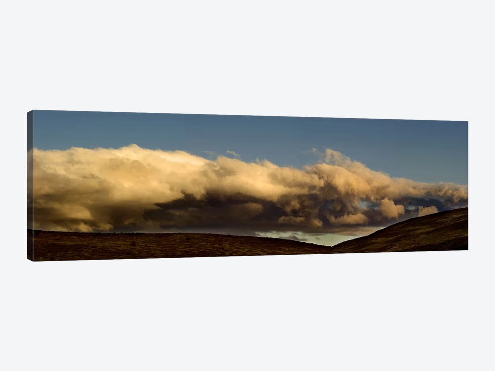 Clouds at sunset by Panoramic Images 1-piece Canvas Art Print