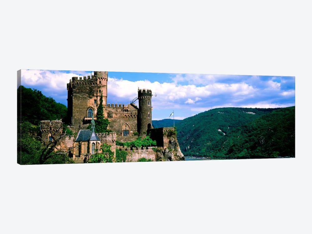 Rhinestone Castle Germany by Panoramic Images 1-piece Canvas Print