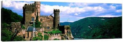 Rhinestone Castle Germany Canvas Art Print