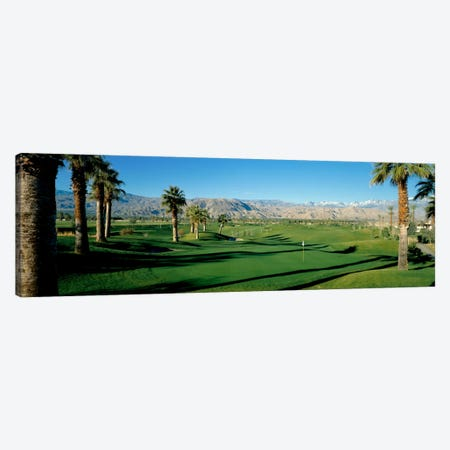 Desert Springs Golf Course, Desert Springs, California, USA Canvas Print #PIM103} by Panoramic Images Canvas Print