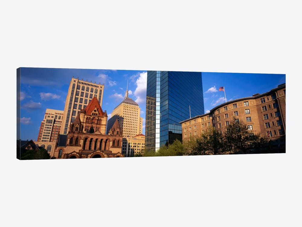 USA, Massachusetts, Boston, Copley Square by Panoramic Images 1-piece Art Print