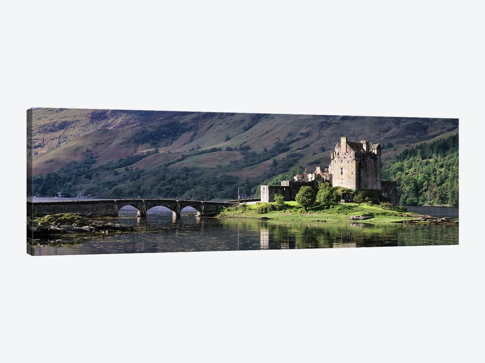 Eilean Donan CastleDornie, Ross-shire, Highlands Region, Scotland by Panoramic Images 1-piece Canvas Print