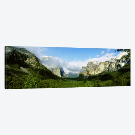 Yosemite National Park CA USA Canvas Print #PIM1045} by Panoramic Images Canvas Wall Art