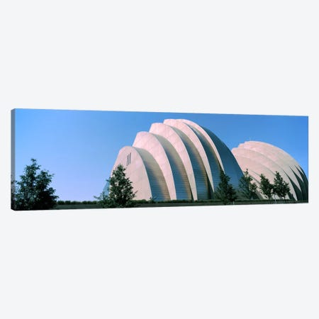 Kauffman Center for the Performing Arts, Kansas City, Missouri, USA Canvas Print #PIM10585} by Panoramic Images Canvas Art