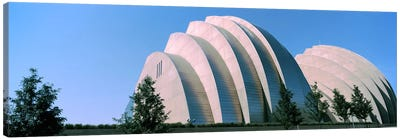 Kauffman Center for the Performing Arts, Kansas City, Missouri, USA Canvas Art Print