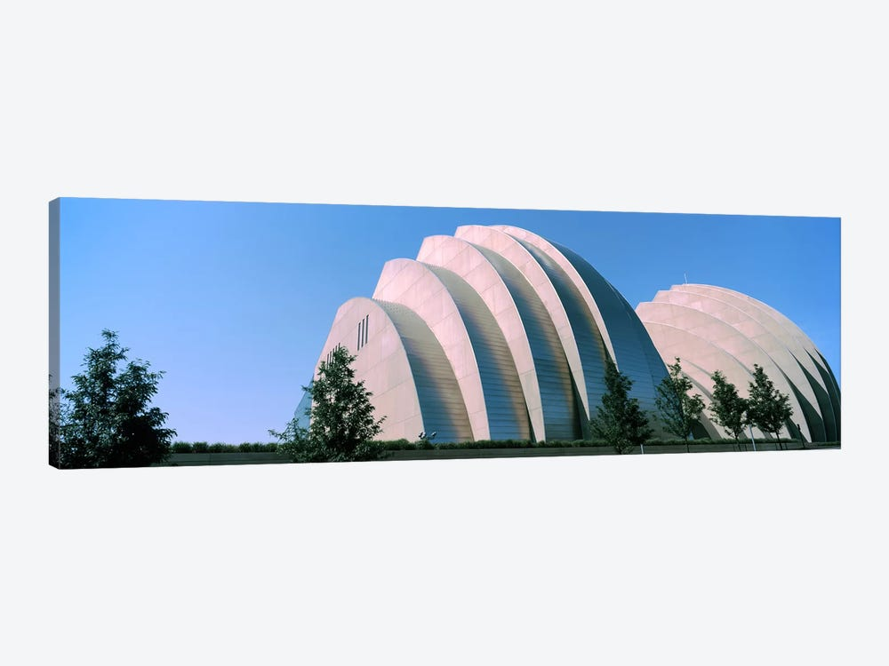 Kauffman Center for the Performing Arts, Kansas City, Missouri, USA 1-piece Art Print