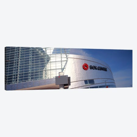 BOK Center at downtown Tulsa, Oklahoma, USA Canvas Print #PIM10635} by Panoramic Images Canvas Wall Art