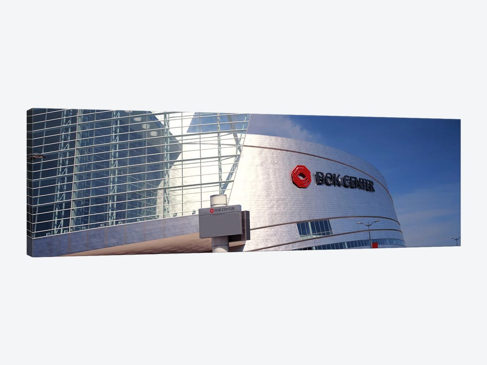 BOK Center at downtown Tulsa, Oklahoma, USA by Panoramic Images 1-piece Canvas Wall Art