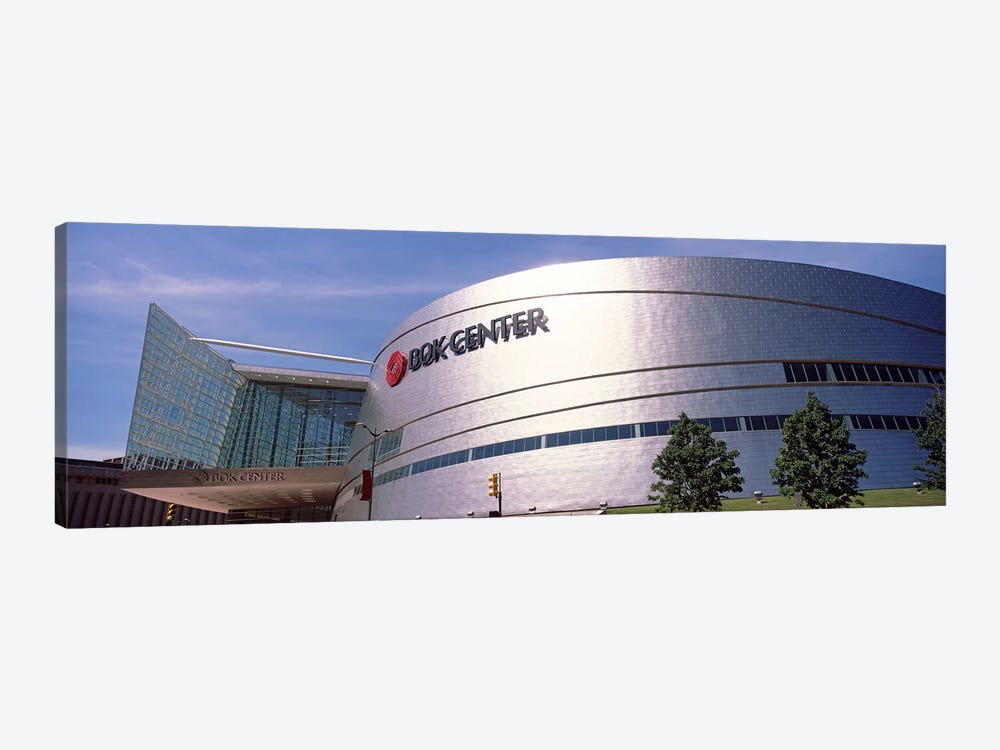 BOK Center at downtown Tulsa, Oklahoma, USA #2 by Panoramic Images 1-piece Canvas Print