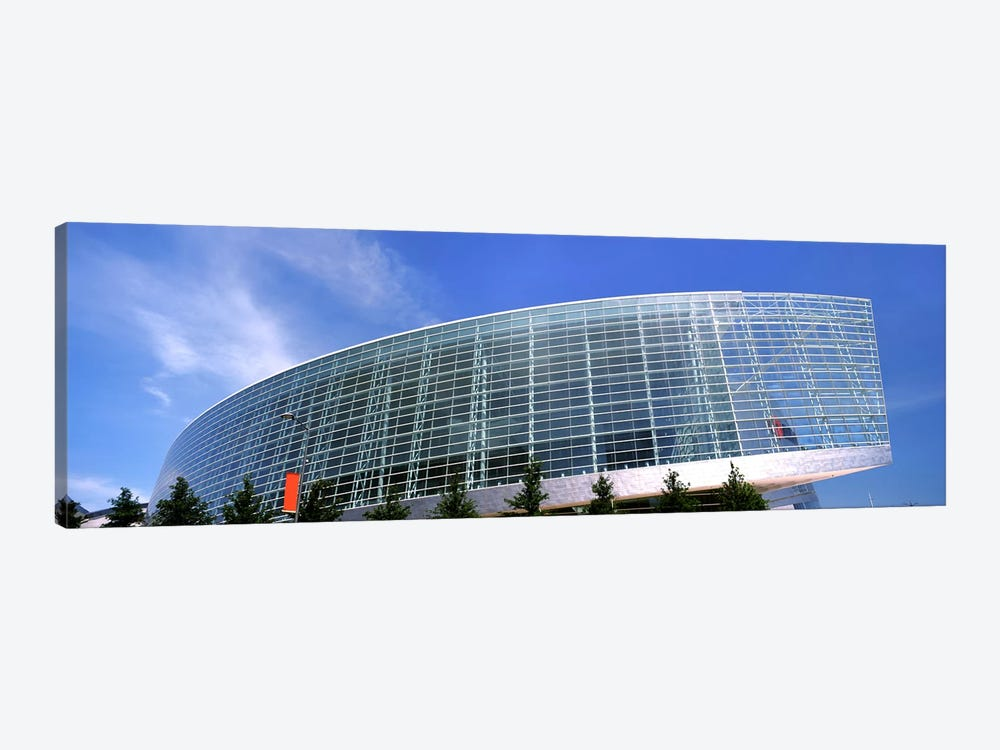 View of the BOK Center, Tulsa, Oklahoma, USA by Panoramic Images 1-piece Canvas Art