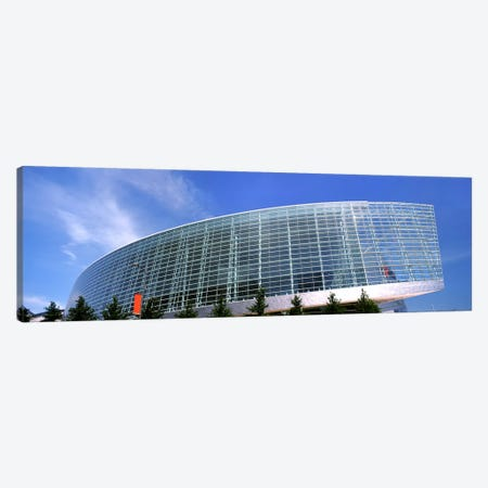View of the BOK Center, Tulsa, Oklahoma, USA Canvas Print #PIM10637} by Panoramic Images Canvas Wall Art