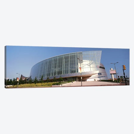 View of the BOK Center, Tulsa, Oklahoma, USA #2 Canvas Print #PIM10638} by Panoramic Images Art Print