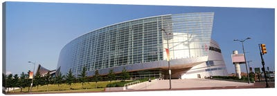 View of the BOK Center, Tulsa, Oklahoma, USA #2 Canvas Print #PIM10638