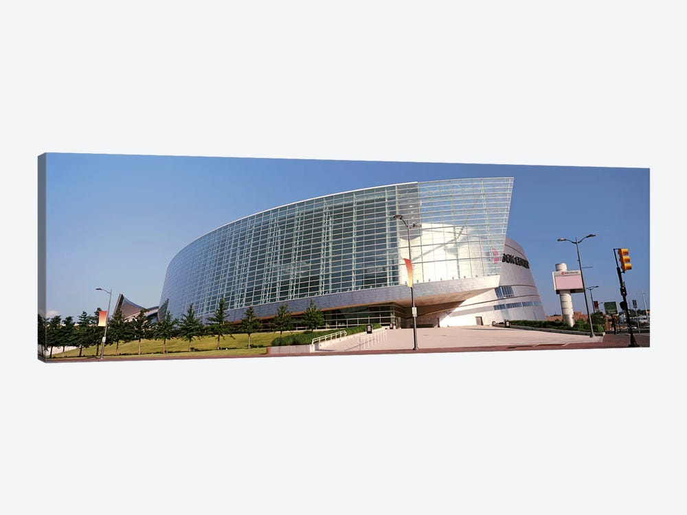 View of the BOK Center, Tulsa, Oklahoma, USA #2 1-piece Art Print