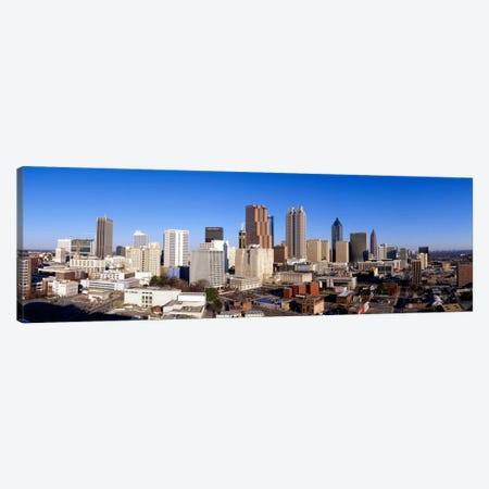 USA, Georgia, Atlanta Canvas Print #PIM106} by Panoramic Images Canvas Art