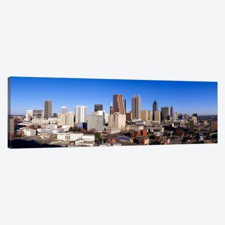 USA, Georgia, Atlanta Canvas Print #PIM106} by Panoramic Images Canvas Art