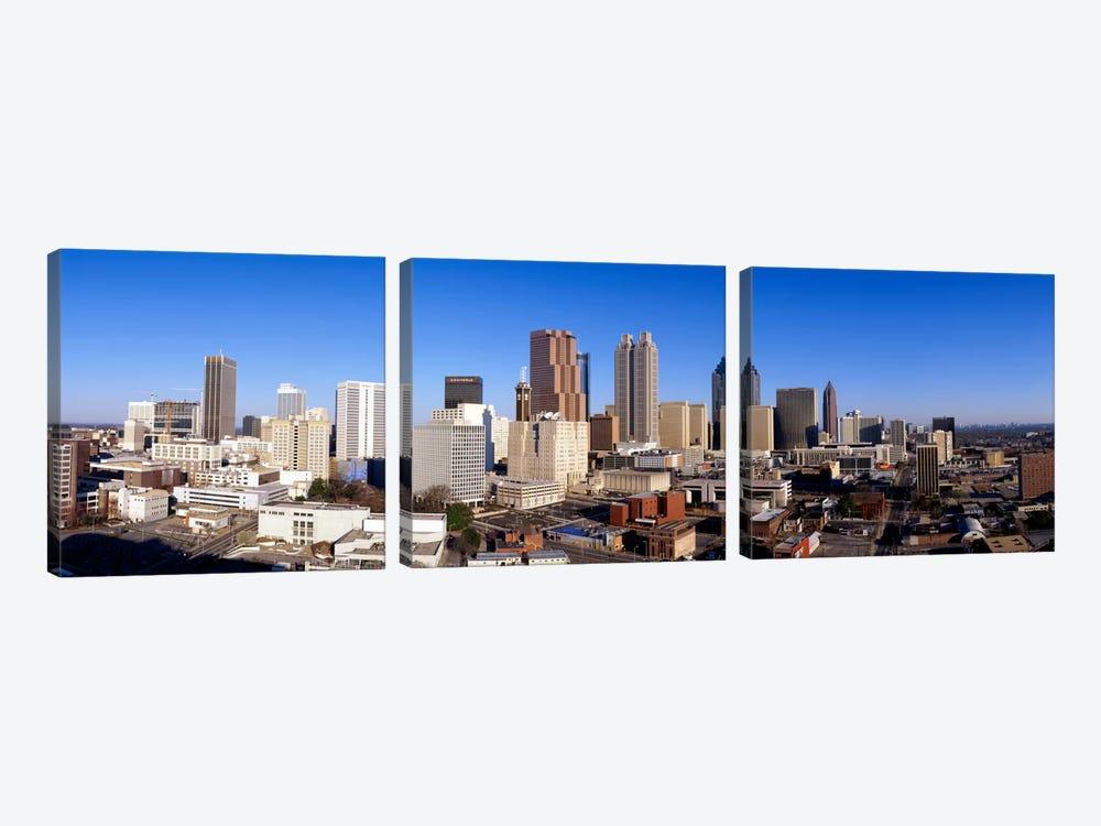 USA, Georgia, Atlanta by Panoramic Images 3-piece Canvas Print