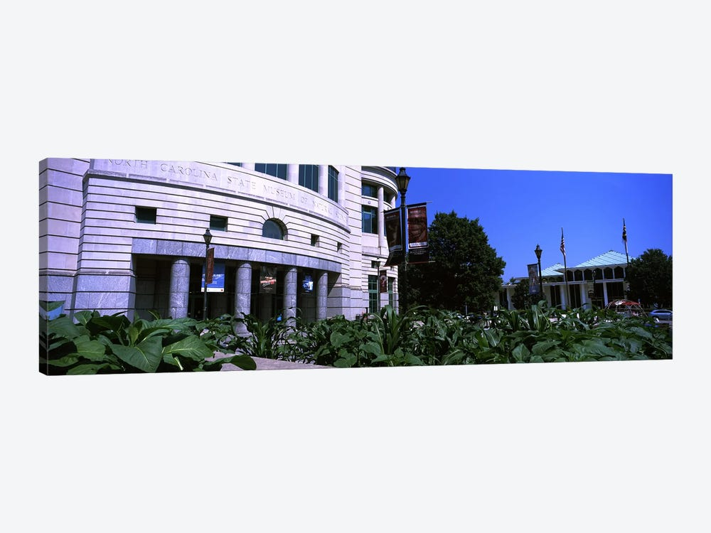 Museum in a city, North Carolina Museum of Natural Sciences, Raleigh, Wake County, North Carolina, USA by Panoramic Images 1-piece Canvas Art