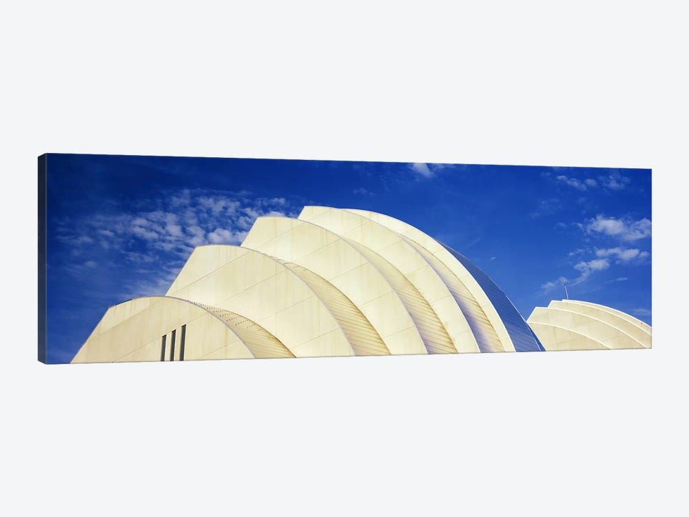 Low-Angle View Of The Top Of The Half Shells, Kauffman Center For The Performing Arts, Kansas City, Missouri, USA by Panoramic Images 1-piece Canvas Art