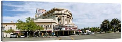 Grand Lake Theater in Oakland, California, USA Canvas Print #PIM10794