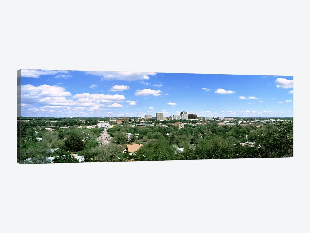 Buildings in a city, Colorado Springs, Colorado, USA #2 by Panoramic Images 1-piece Canvas Print