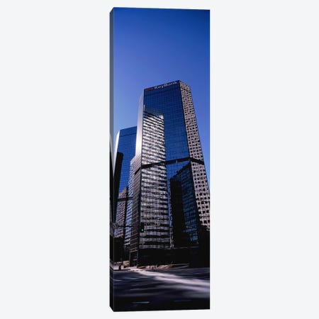 Bank building in a city, Key Bank Building, Denver, Colorado, USA Canvas Print #PIM10869} by Panoramic Images Canvas Wall Art