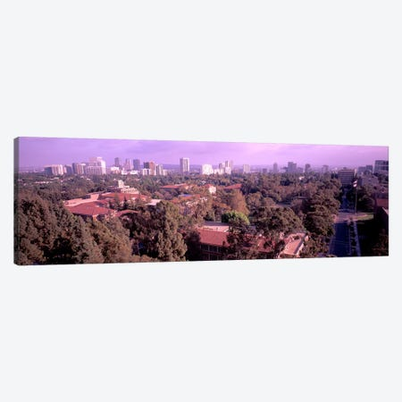 University campus, University Of California, Los Angeles, California, USA Canvas Print #PIM10949} by Panoramic Images Art Print