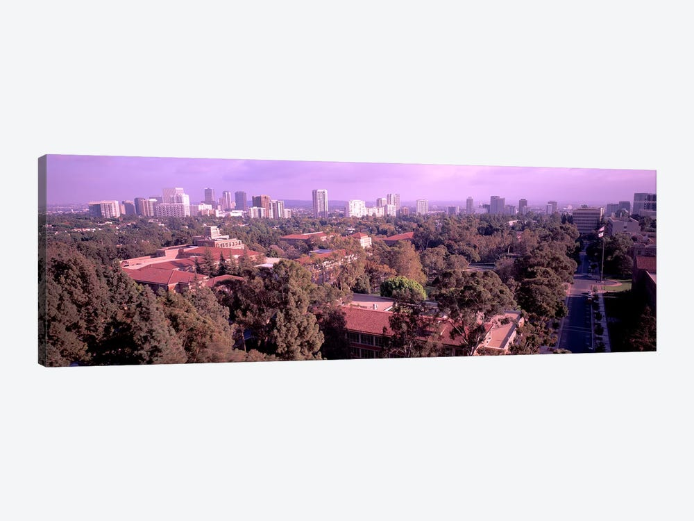 University campus, University Of California, Los Angeles, California, USA by Panoramic Images 1-piece Canvas Art Print