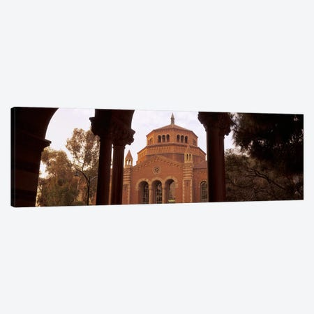 Powell Library at an university campus, University of California, Los Angeles, California, USA Canvas Print #PIM10950} by Panoramic Images Canvas Wall Art