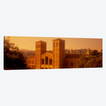 Royce Hall at an university campus, University of California, Los Angeles, California, USA Canvas Print #PIM10954} by Panoramic Images Art Print