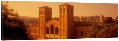 Royce Hall at an university campus, University of California, Los Angeles, California, USA Canvas Print #PIM10954
