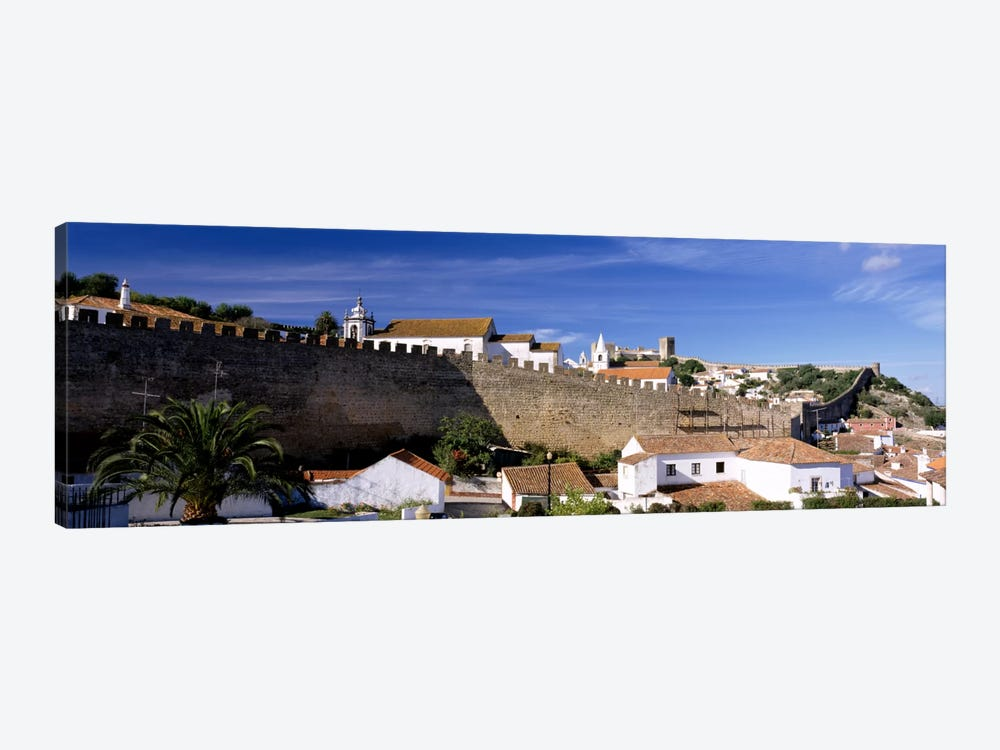 Obidos Portugal by Panoramic Images 1-piece Canvas Artwork