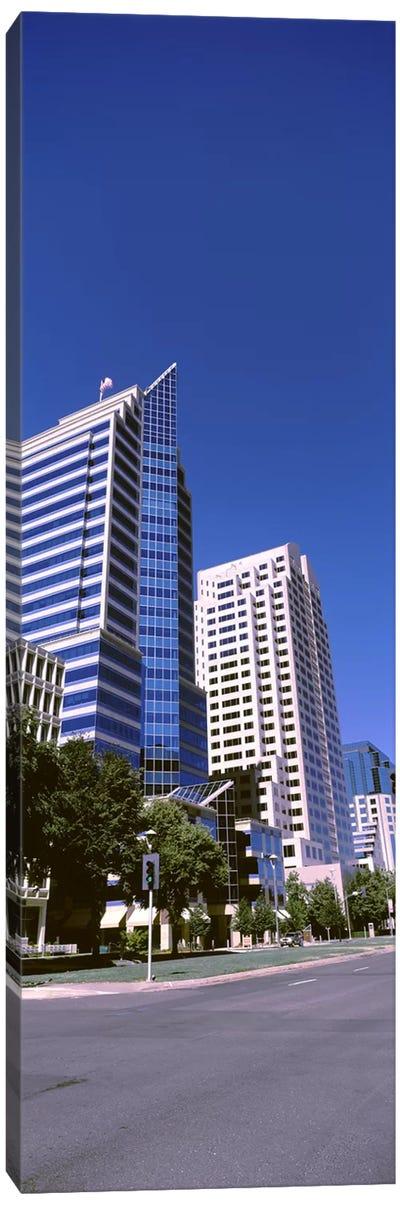 Buildings, Sacramento, CA ,USA Canvas Art Print