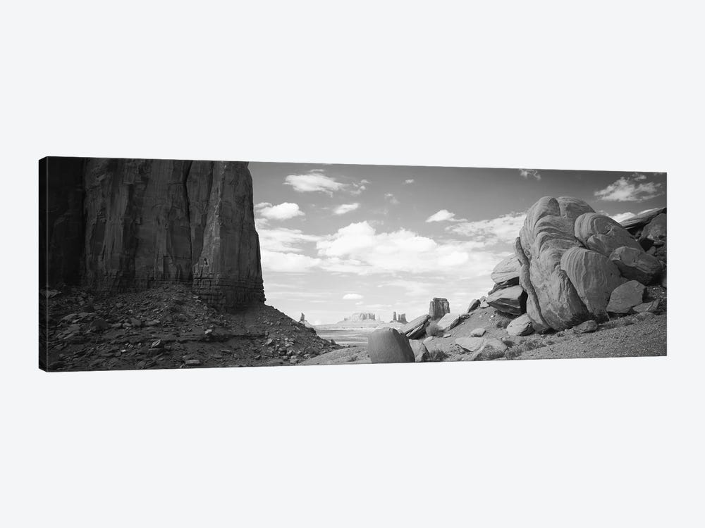 Monument Valley, Arizona, USA by Panoramic Images 1-piece Canvas Wall Art