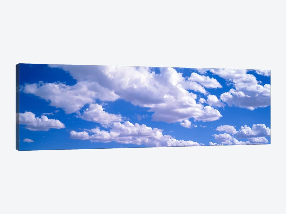 Clouds Moab UT USA 1-piece Canvas Art Print
