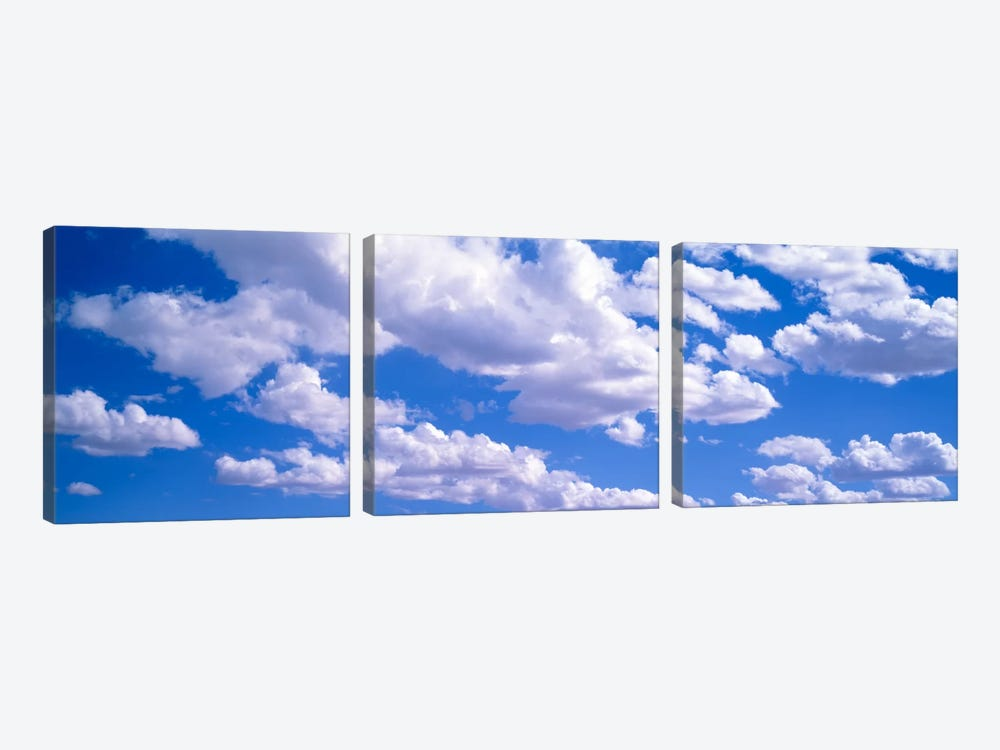 Clouds Moab UT USA by Panoramic Images 3-piece Art Print