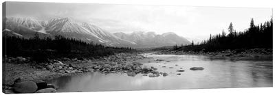 USA, Alaska, Kennicott River Canvas Art Print