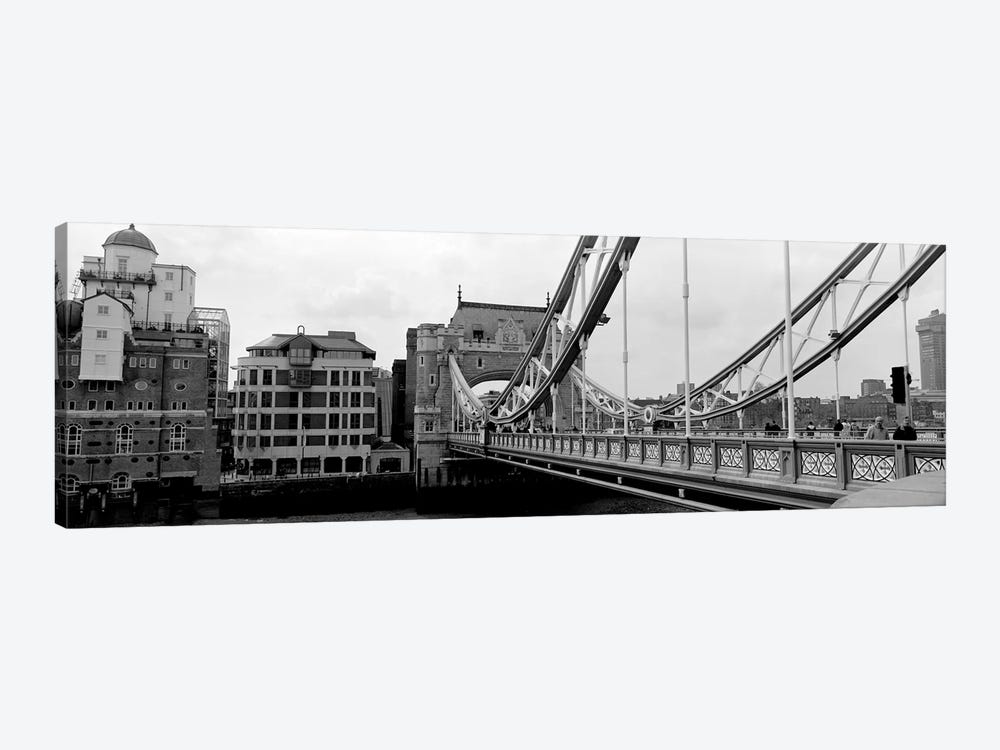 Tower Bridge, London, England, United Kingdom by Panoramic Images 1-piece Canvas Print