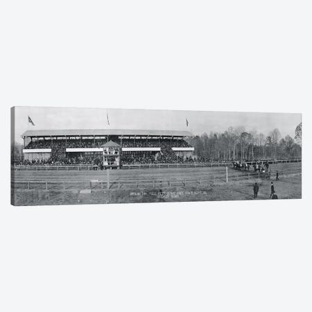 Bowie Race Track Bowie MD Opening Day Fall Meet November 13 1915 Canvas Print #PIM11110} by Panoramic Images Canvas Art Print