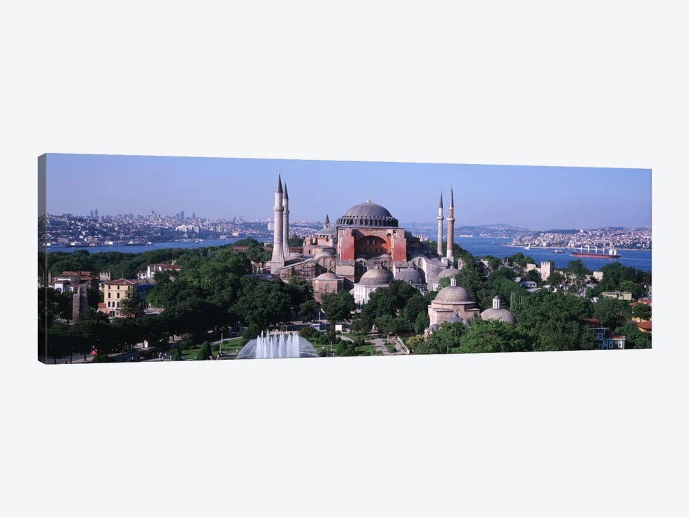 Hagia Sophia, Istanbul, Turkey by Panoramic Images 1-piece Canvas Art