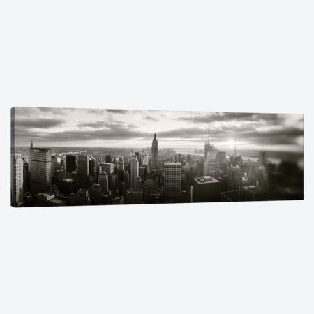 Manhattan Cityscape, Manhattan, New York City, New York State, USA Canvas Print #PIM11401} by Panoramic Images Art Print