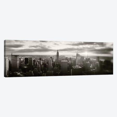 Manhattan Cityscape, Manhattan, New York City, New York State, USA Canvas Print #PIM11401} by Panoramic Images Art Print