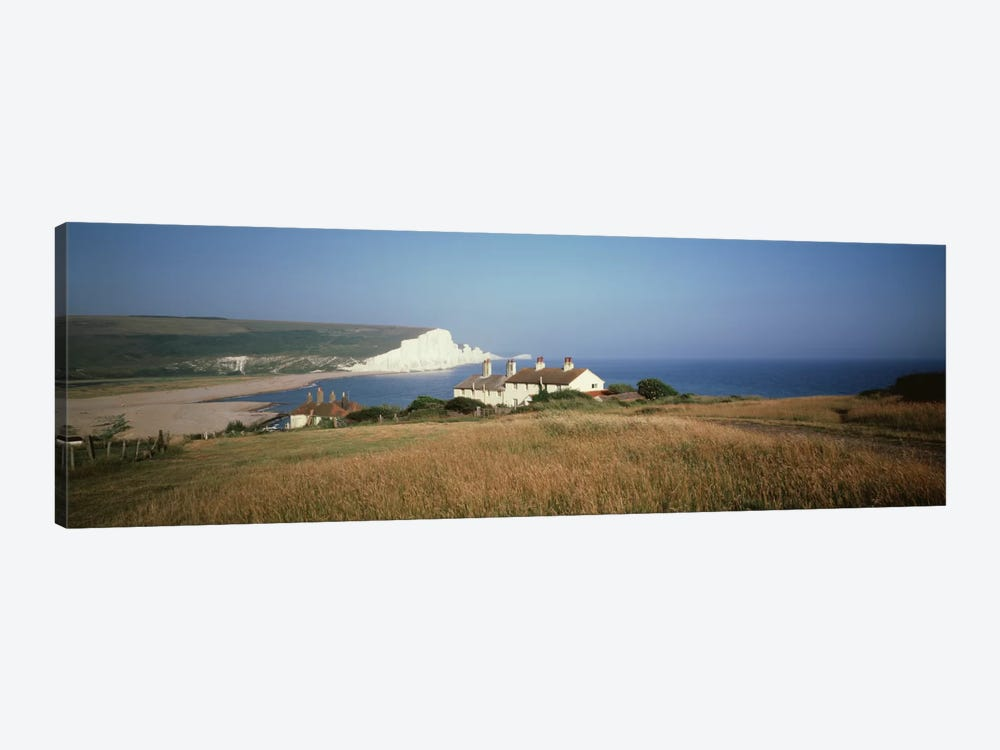 Seven Sisters Dover England by Panoramic Images 1-piece Canvas Artwork
