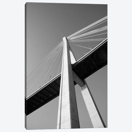 Low angle view of a bridge 2, Dubrovacka River, Dubrovnik, Dalmatia, Croatia Canvas Print #PIM11462} by Panoramic Images Canvas Print