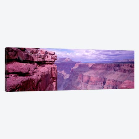 Grand Canyon, Arizona, USA Canvas Print #PIM114} by Panoramic Images Art Print