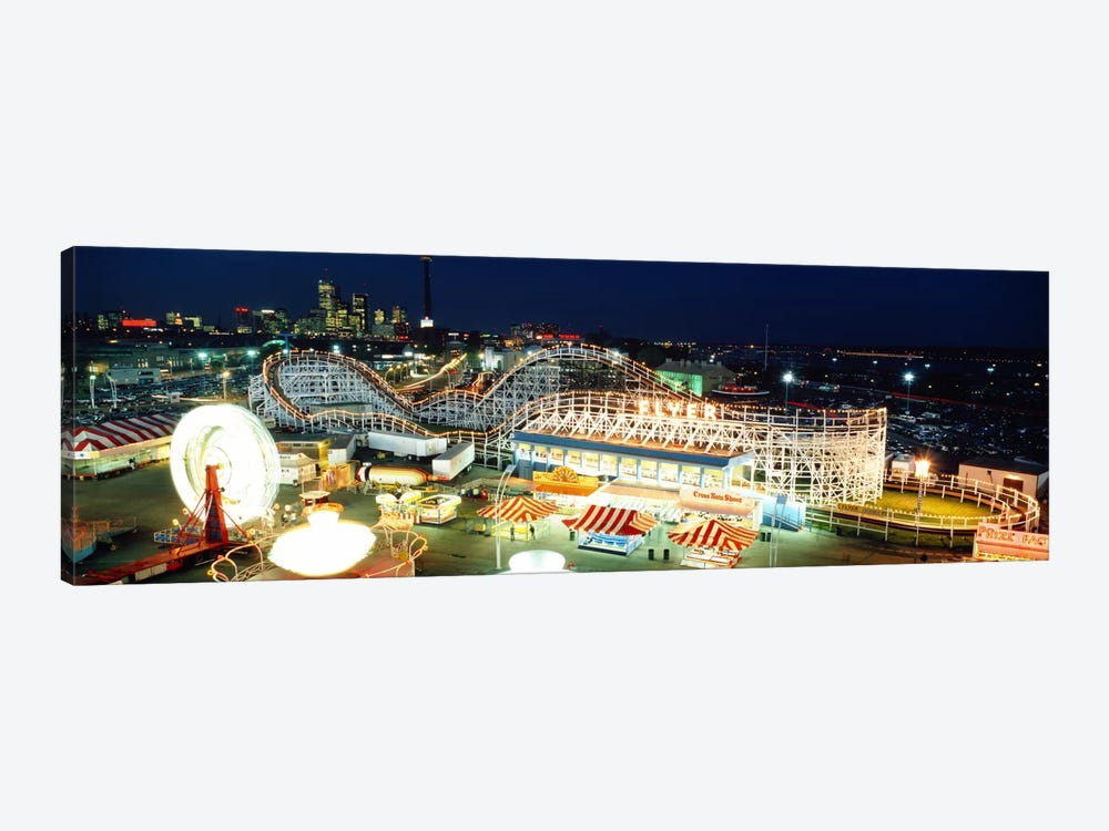 Amusement Park Ontario Toronto Canada by Panoramic Images 1-piece Art Print
